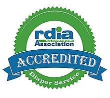 RDIA Accredited Diaper Service